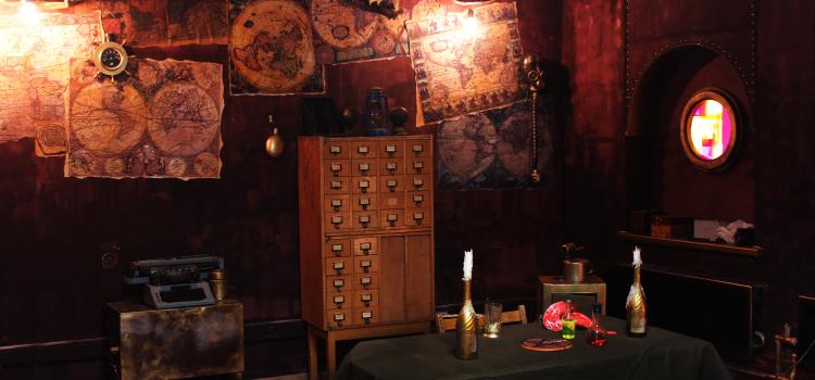Квест-комната Арканум, фото 1