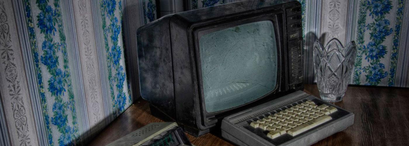 Квест-комната машина времени