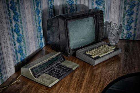 Квест-комната машина времени фото 5
