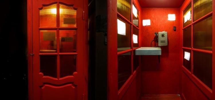 Квест «Телефонная будка» -1